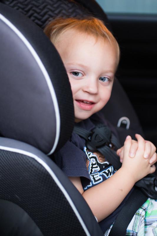 Evenflo Symphony LX Car Seat