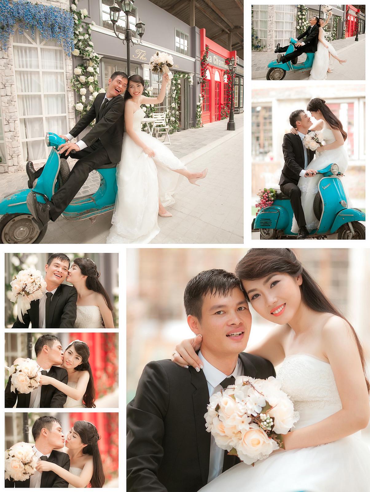 Wedding Hoàng Tâm - Đức Huyền