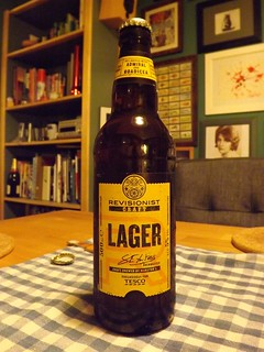 Marston's (Tesco), Revisionist Craft Lager, England