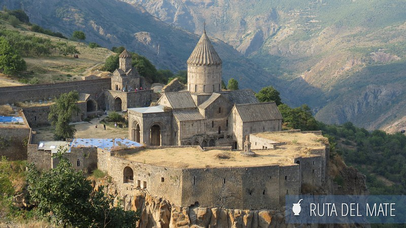Monasterio de Tatev Armenia (7)