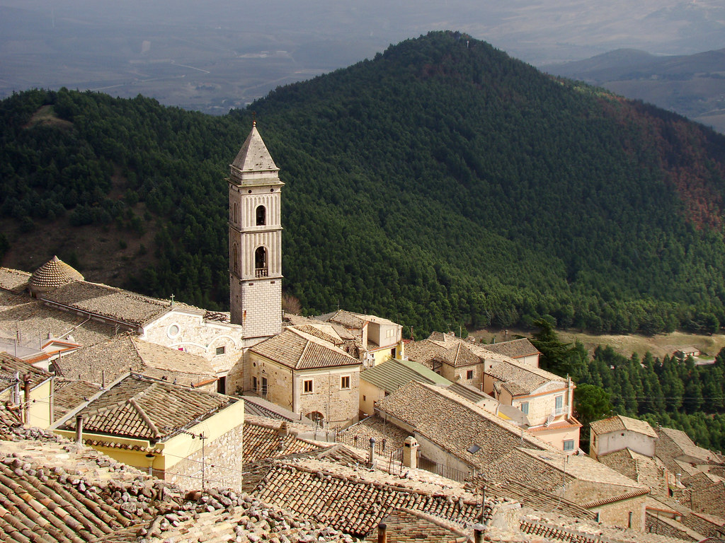 Sant'Agata di Puglia (Italy)