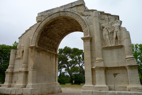 Roman Arch near Glanum
