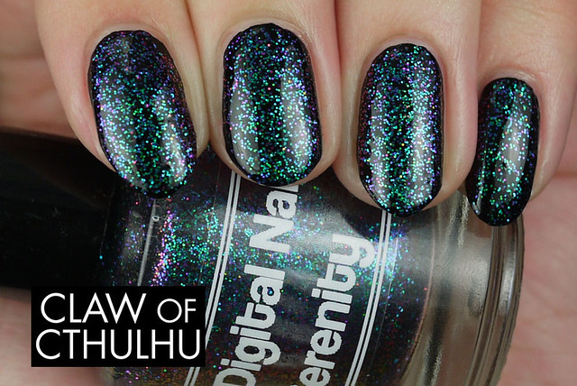Digital Nails Serenity Swatch