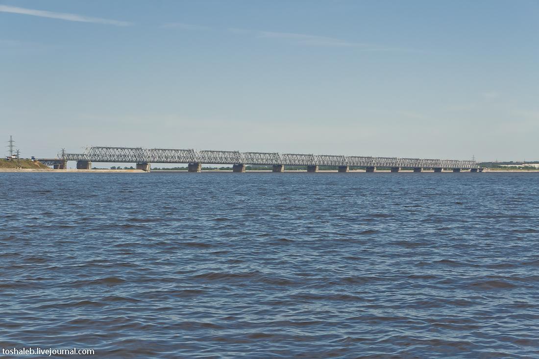 Куйбышевское водохранилище-29