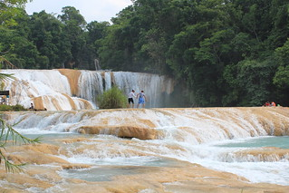 Bild von Agua Azul. mexico waterfall aguaazul chiapas 2013 cataratasdeaguaazul bluewaterfalls