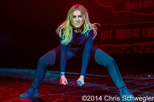 Little Mix – 06-12-14 – 98.7 AMP Live 2014, Meadow Brook Music Festival, Rochester Hills, MI