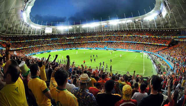 [WC2014] Holland x Spain : 1