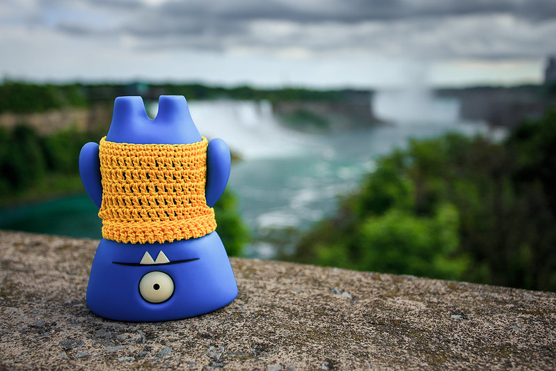 Uglyworld #2333 - Niagara Fallers - (Project On The Go - Image 165-365)