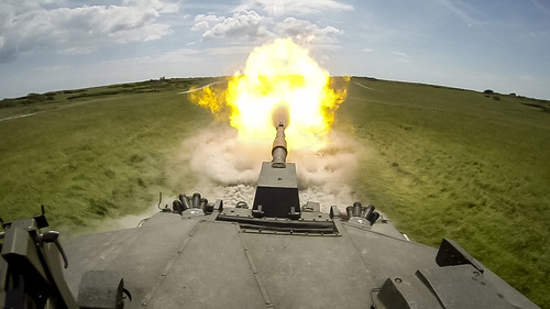 Photo:Battle Run By:Si Longworth (Army Photographer)