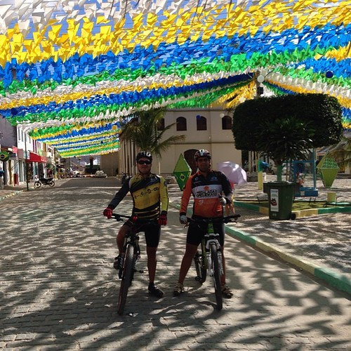 São João é no Sertão!! E pedalando!!