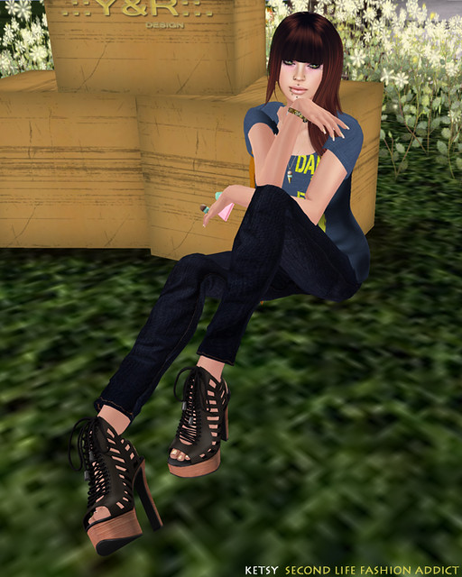 Moving Day in Second Life - New Post @ Second Life Fashion Addict