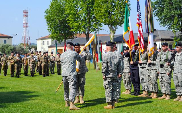 Williams takes reins of SETAF/U.S. Army Africa