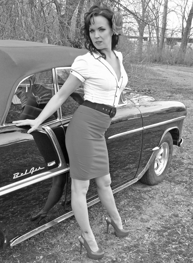 Best Penetrating Oil >> 1955 Chevy Bel-Air Photo Shoot Clean Cut Creations