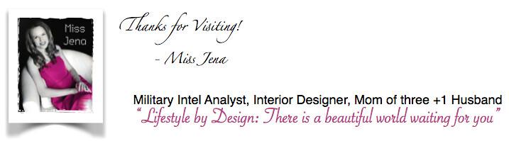 Miss Jena's Lifestyle Studio: A Dallas Fashion Blog
