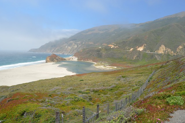 Big Sur Beach + Estuary