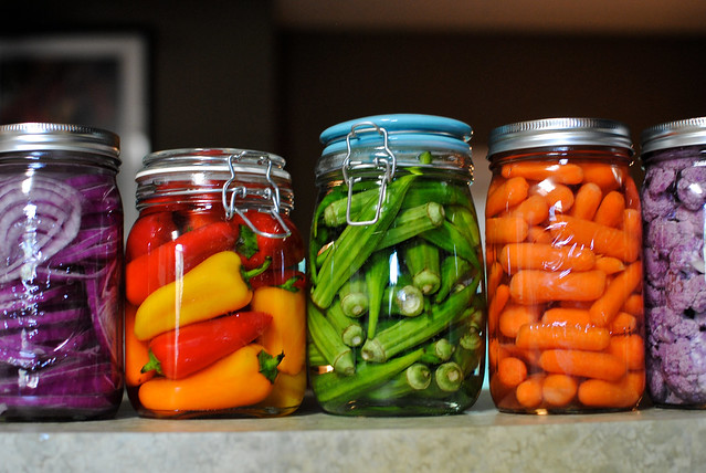 [180/365] Pickling Project, Day 1