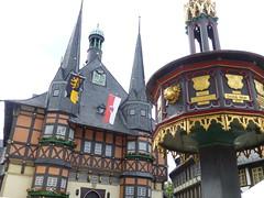 Rathaus von Wernigerode