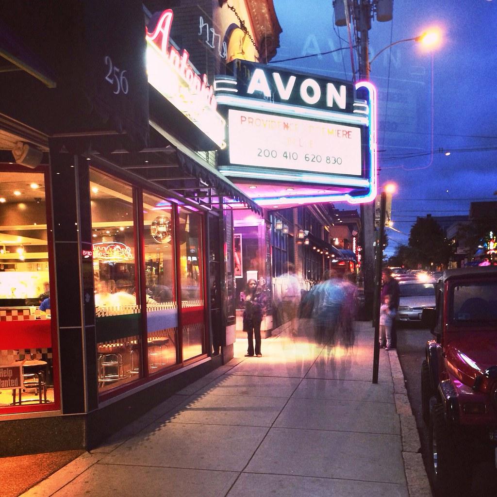 Avon Cinema, Providence