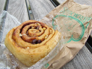 Cinnamon Scroll from Sweet Cherubim