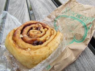 Cinnamon Scroll from Sweet Cherubim