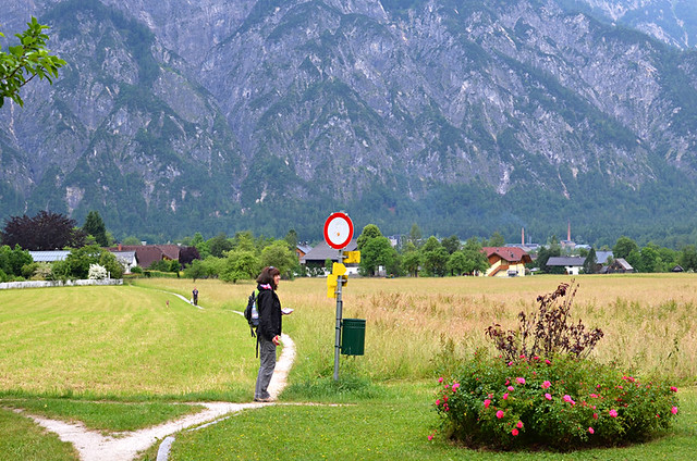Walking in Austria
