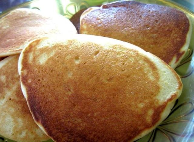 Melissa's pancakes