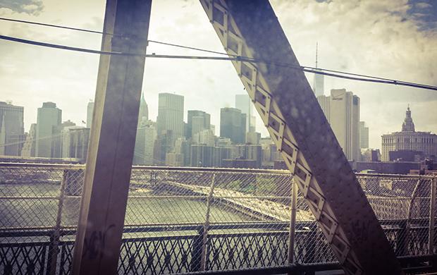 stylelab lifestyle travel blog New York trip skyline bridge