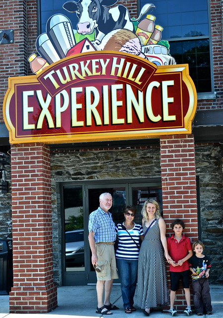 Turkey Hill Experience - Family Trip