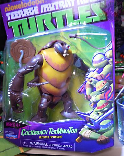 Nickelodeon  TEENAGE MUTANT NINJA TURTLES :: COCKROACH TERMINATOR V.2 ii (( 2014 ))