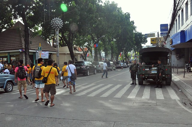 Downtown Cagayan de Oro City