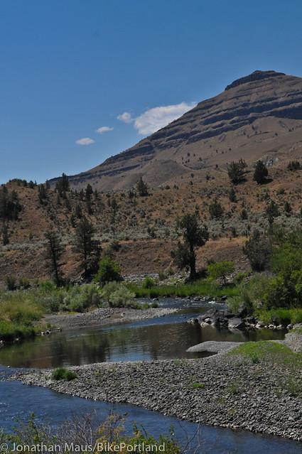Treo Bike Ranch trip Day 2 - John Day River Valley-47