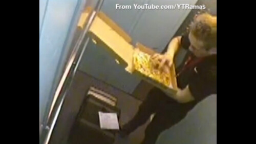 Misbehaving Fast Food Employees