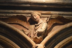 Salisbury Morning Chapel angel