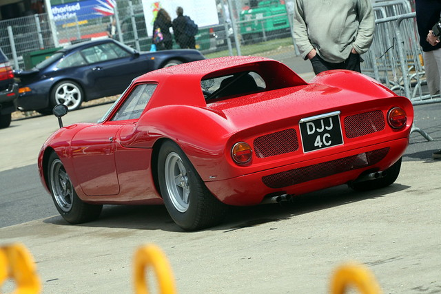 Ferrari 250 LM.