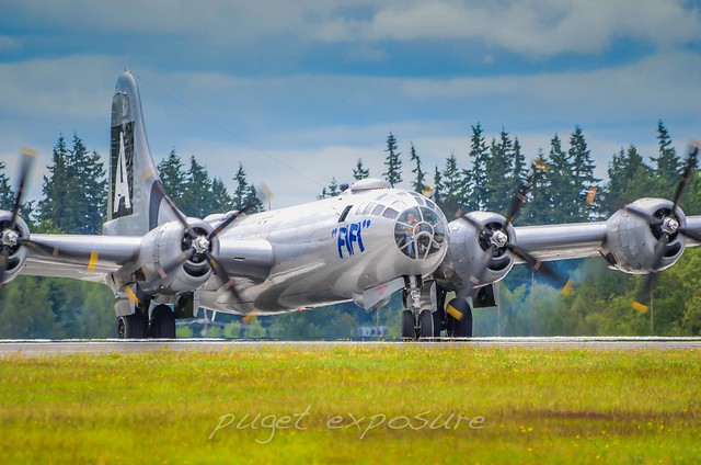 "B-29 Superfortress ""FiFi"""