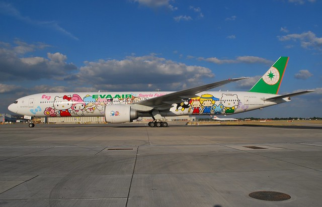"B-16703 ""Hello Kitty""Heathrow"