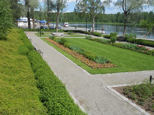 Ystävyydenpuisto, Hämeenlinna 9.6.2014