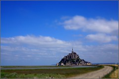 Miniature Mont St Michel