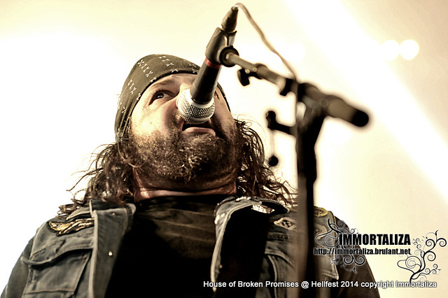HOUSE OF BROKEN PROMISES @ HELLFEST OPEN AIR 22TH JUNE 2014 VALLEY STAGE 14521415974_5d52d9703f_z