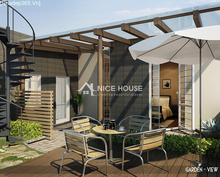Thiết kế nội thất căn hộ Hàng Trống - Hà Nội_10