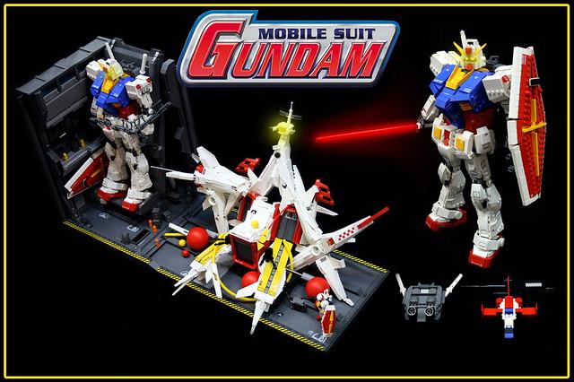 Mobile Suit Gundam RX-78-2 PAX
