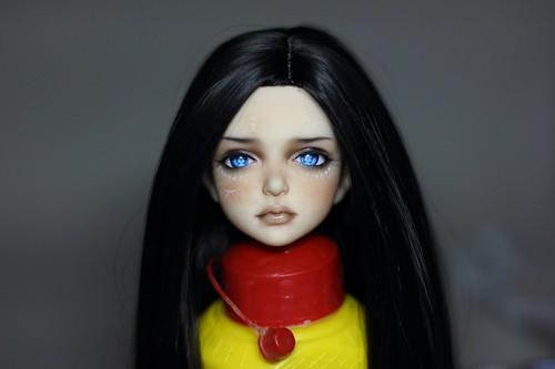 make-up bjd