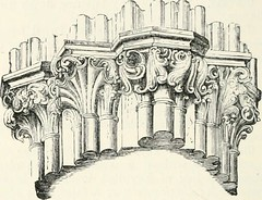 "Image from page 89 of ""An illustrated dictionary of words used in art and archaeology. Explaining terms frequently used in works on architecture, arms, bronzes, Christian art, colour, costume, decoration, devices, emblems, heraldry, lace, personal ornamen"