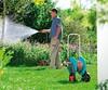 water hose reel cart
