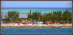 Village at Coco Cay Island