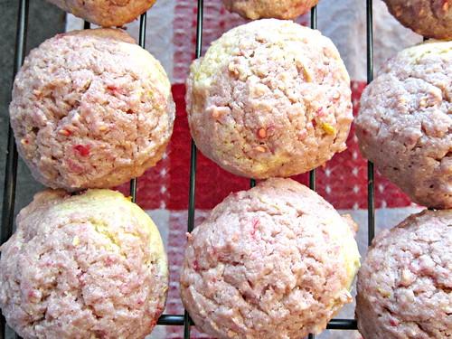 Raspberry Lemon Sugar Cookies 2