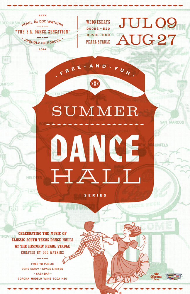 Summer Dance Hall Series