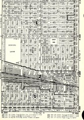 """Image from page 206 of """"Olcott's land values blue book of Chicago"""" (1921)"""
