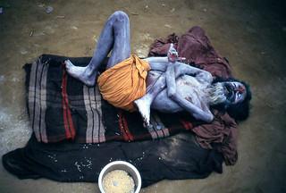 Sadhu .. India