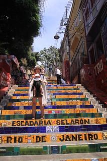 Selaron\'s Stairs
